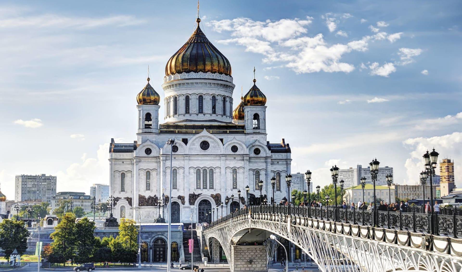 Goldener Ring und russische Kontraste ab Moskau: Russische Kontraste_