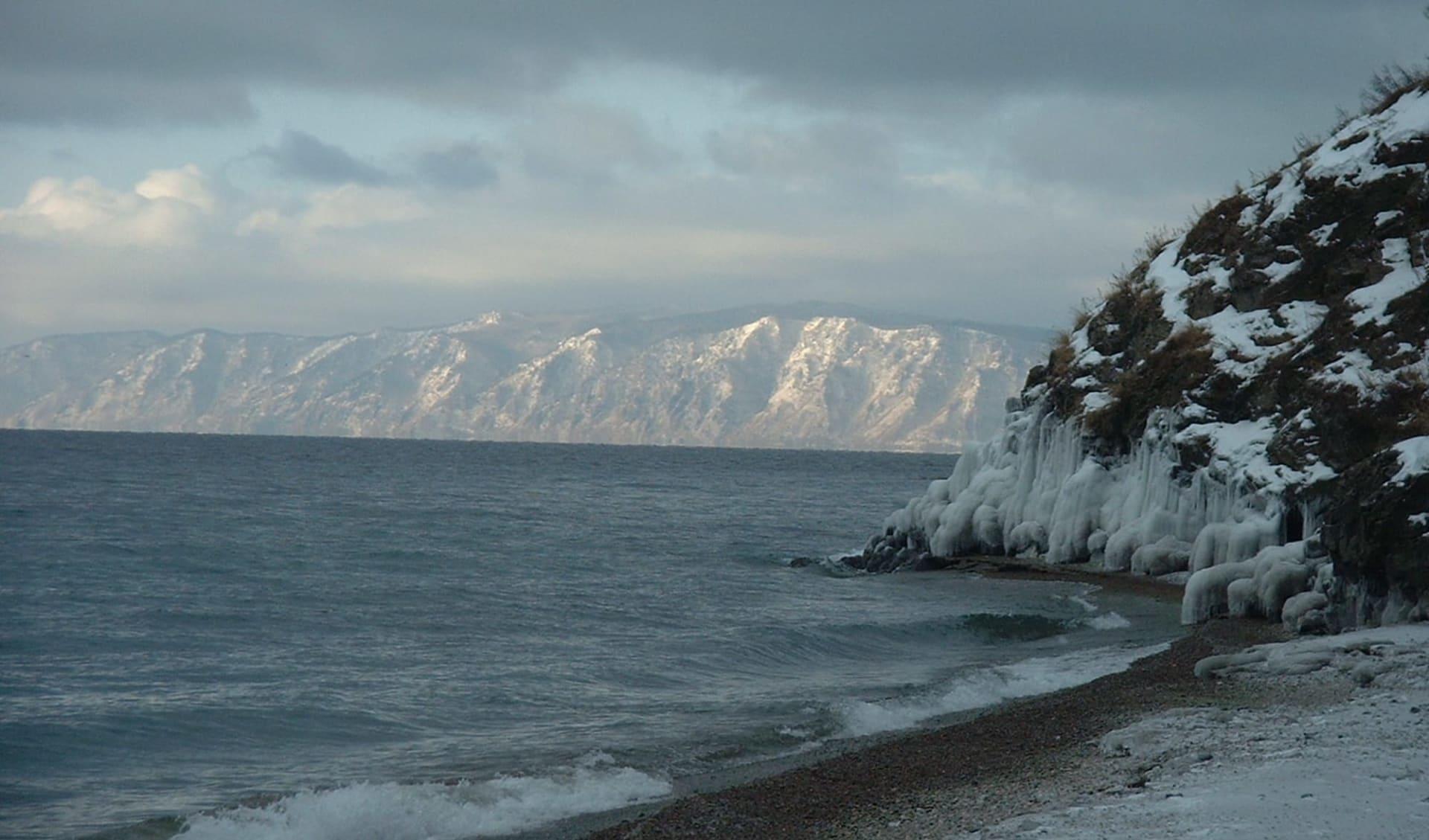 Sonderzug Zarengold Wintermärchen von Moskau nach Peking: Russland - Baikalsee - Eis