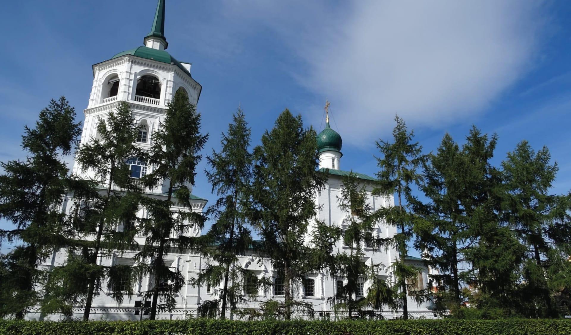 Sonderzug Zarengold Moskau - Wladiwostok: Russland_Irkutsk3_Sonja
