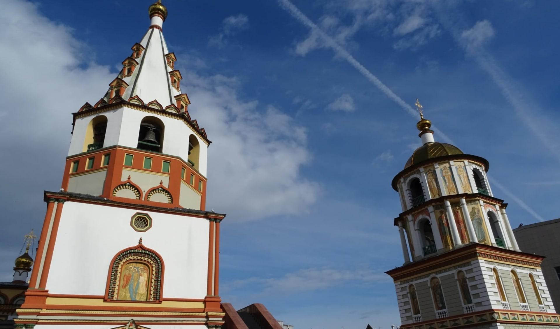 Sonderzug Zarengold Wintermärchen von Moskau nach Ulan Bator: Russland_Irkutsk4_Sonja