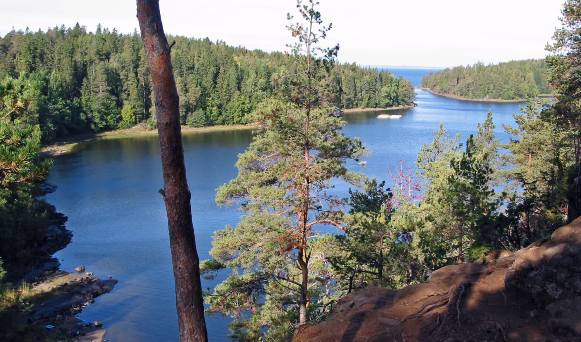 Bezauberndes Karelien ab St. Petersburg: Russland - Karelien - Fluss