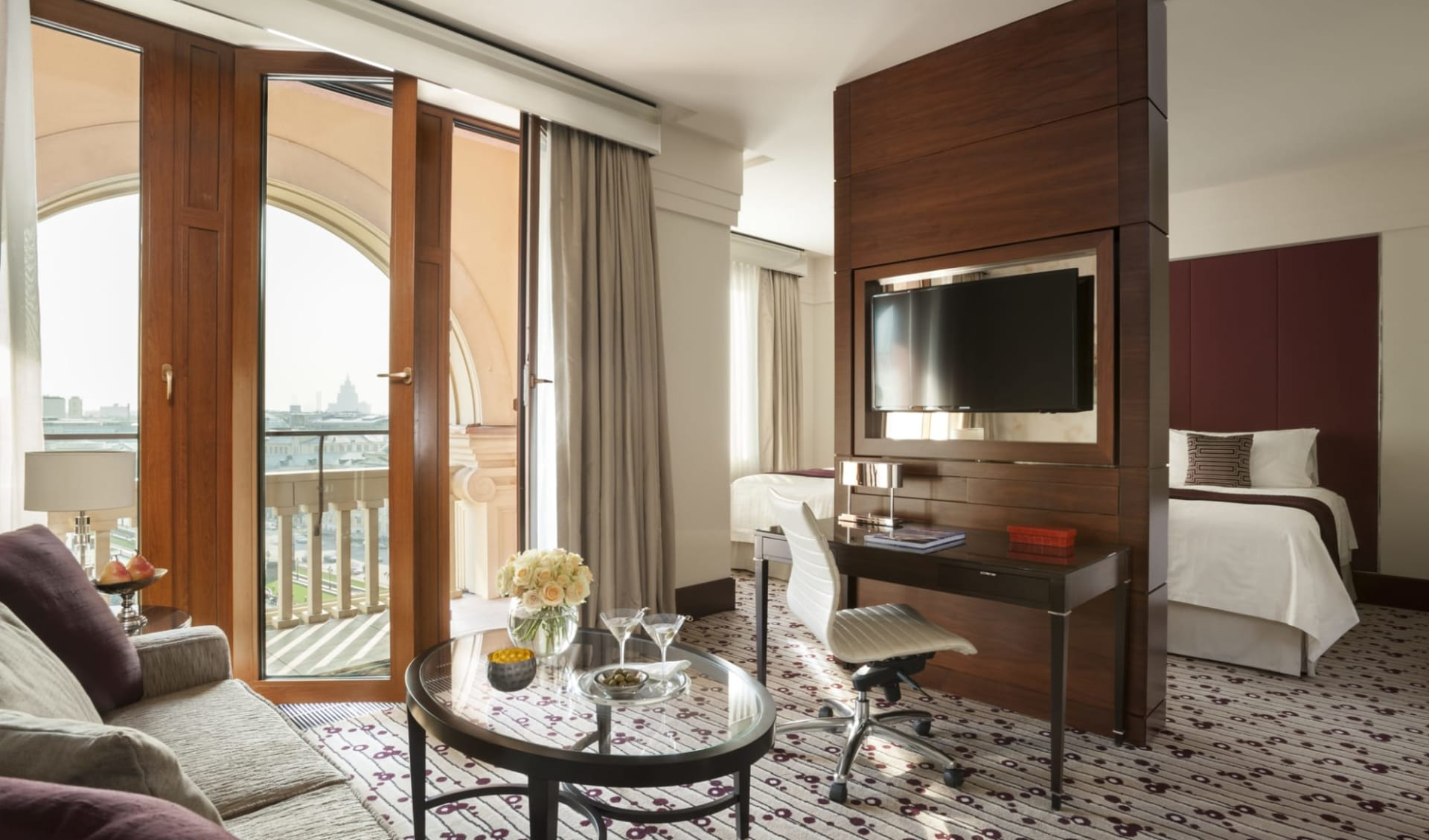 Hotel Four Seasons Moskau: Russland_Moskau_Four Seasons_Grand Premier room
