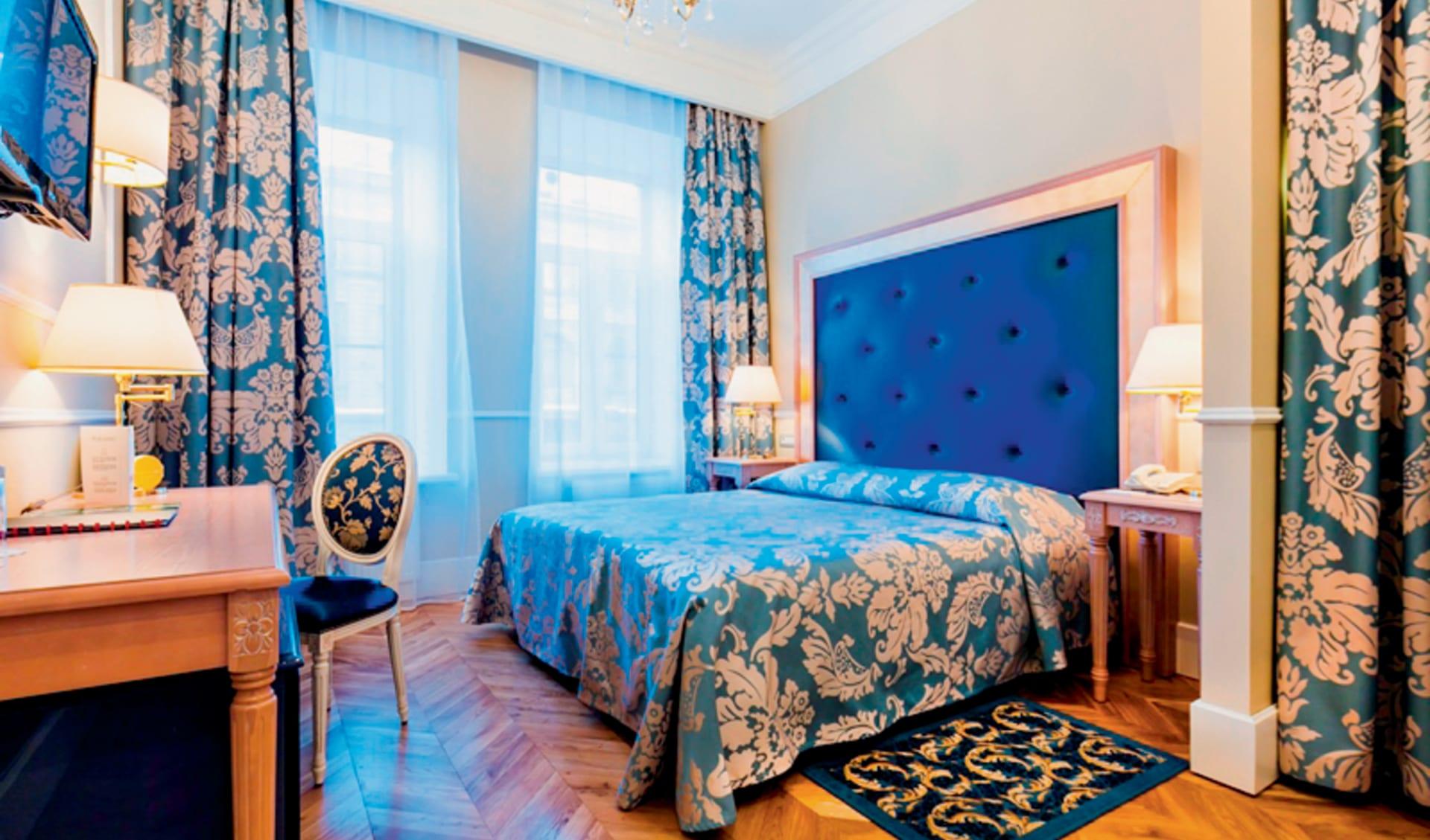 Demetra Art-Hotel in St. Petersburg: Russland_St.Petersburg_DemetraArt_ClassicZimmer