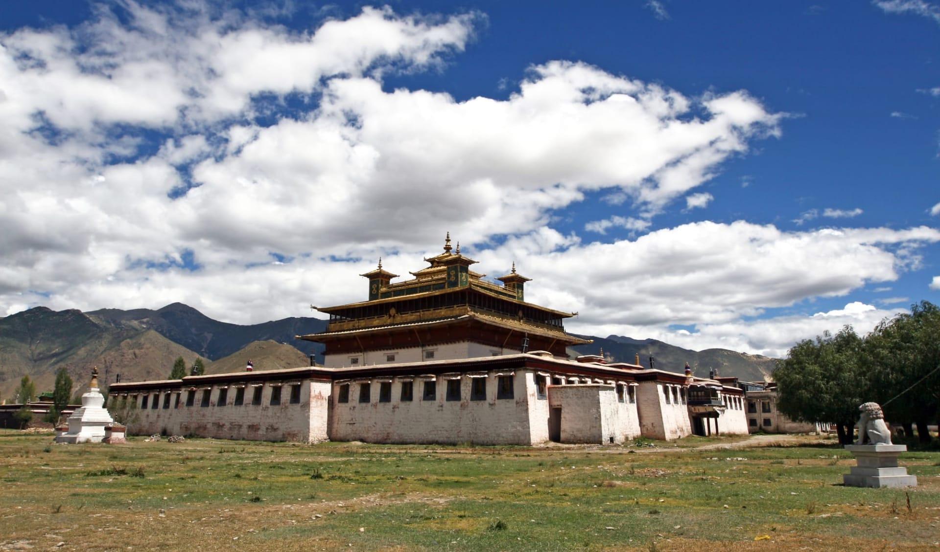 Die Magie des Tibets - Basis & Tsetang Verlängerung ab Lhasa: Samye Monastery in Tibet