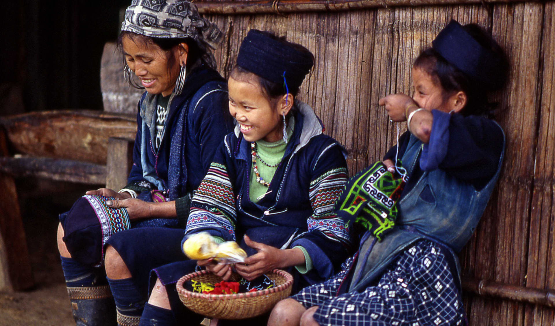 Natur & Kultur rund um Sapa ab Hanoi: Sapa: Muong Hum Market