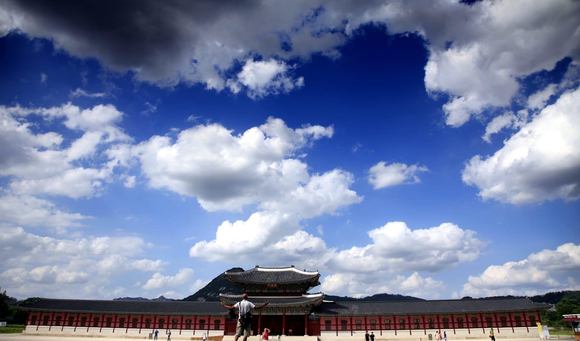 Gruppenreise «Südkorea - Land der Morgenstille» ab Seoul: Seoul Gyeongbok Palace