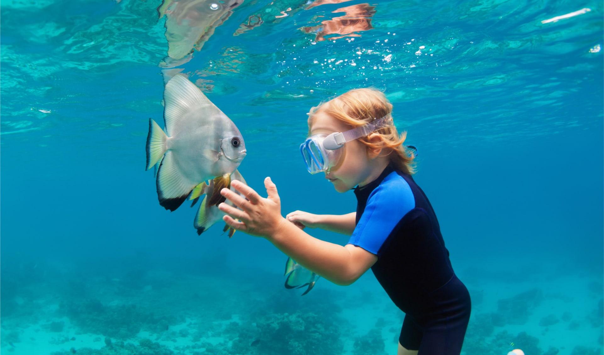 Strandurlaub auf den Seychellen mit der Familie