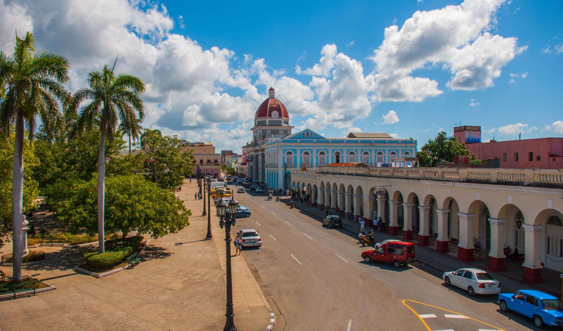 La Union in Cienfuegos: shutterstock_1085378585_1