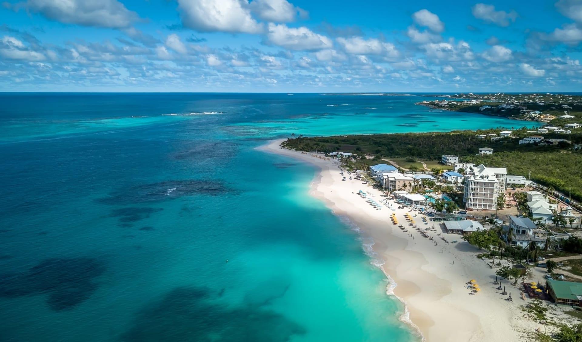 Great House Beach Resort in Rendezvous Bay: shutterstock_1201698271_anguilla
