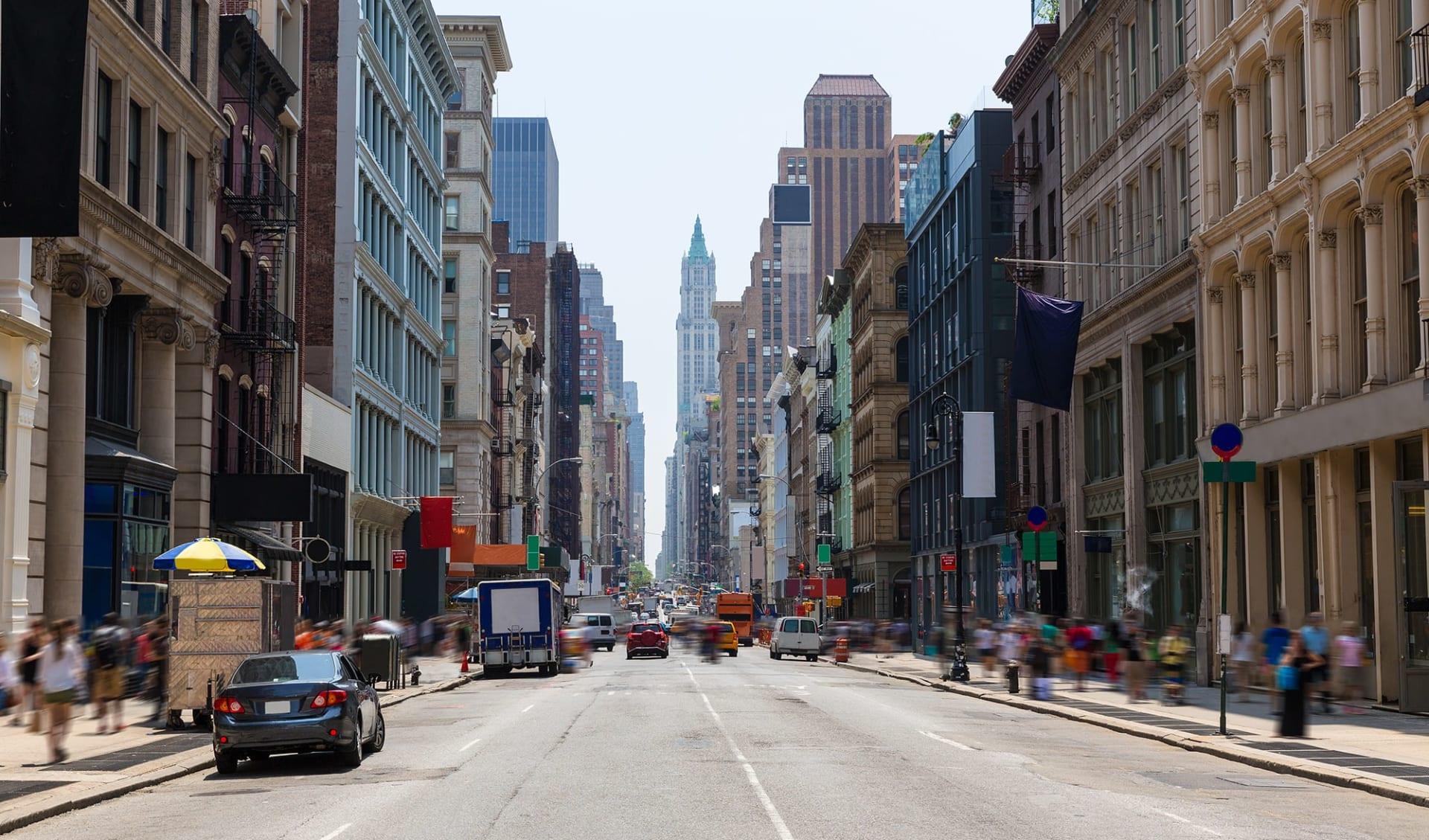 Martha Washington Hotel in New York - Manhattan: shutterstock_244419508.jpg_WEB