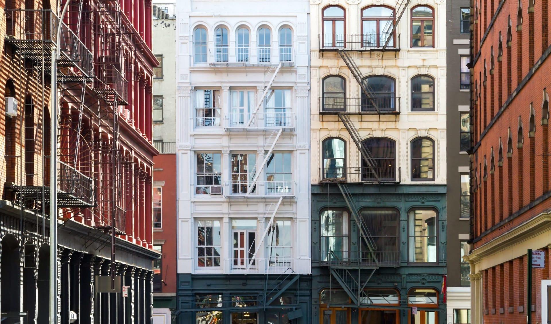 Tommie Hotel in New York - Manhattan: shutterstock_451521322_nyc2