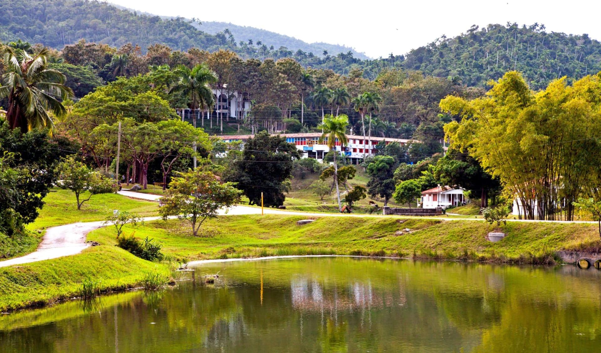 Hotel La Moka in Las Terrazas: shutterstock_594790292_terra