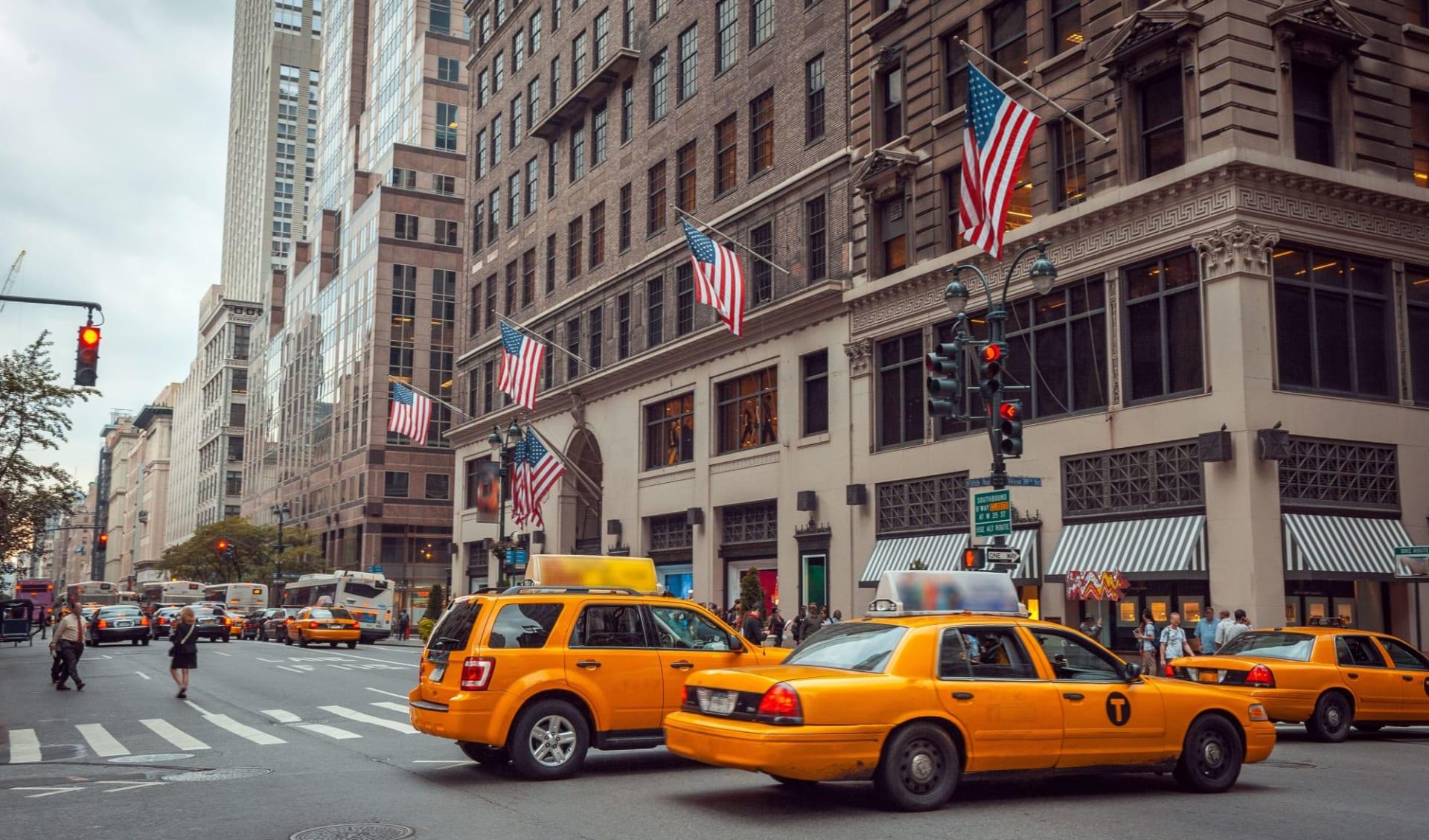 The Muse Hotel in New York - Manhattan: shutterstock_686662231_nyc1