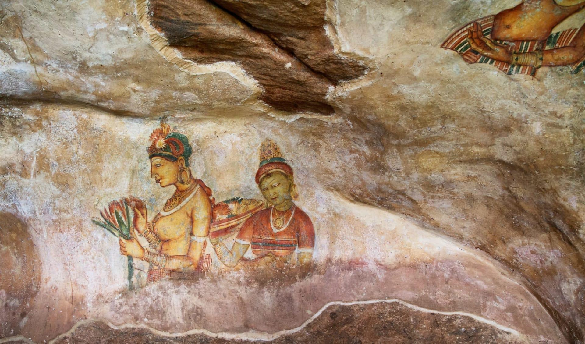 Sri Lanka aktiv erleben ab Colombo: Sigiriya