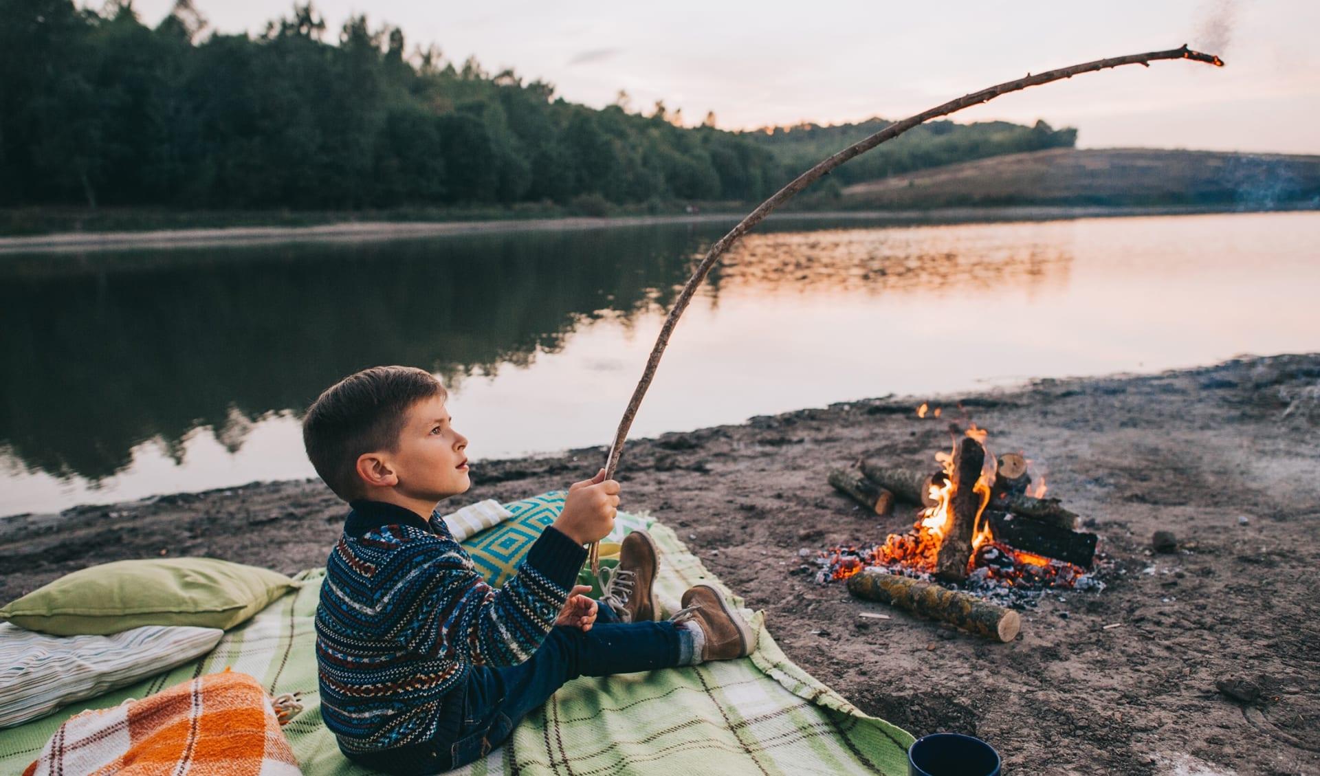 Reisen mit Kindern, Schweden, Skandinavien