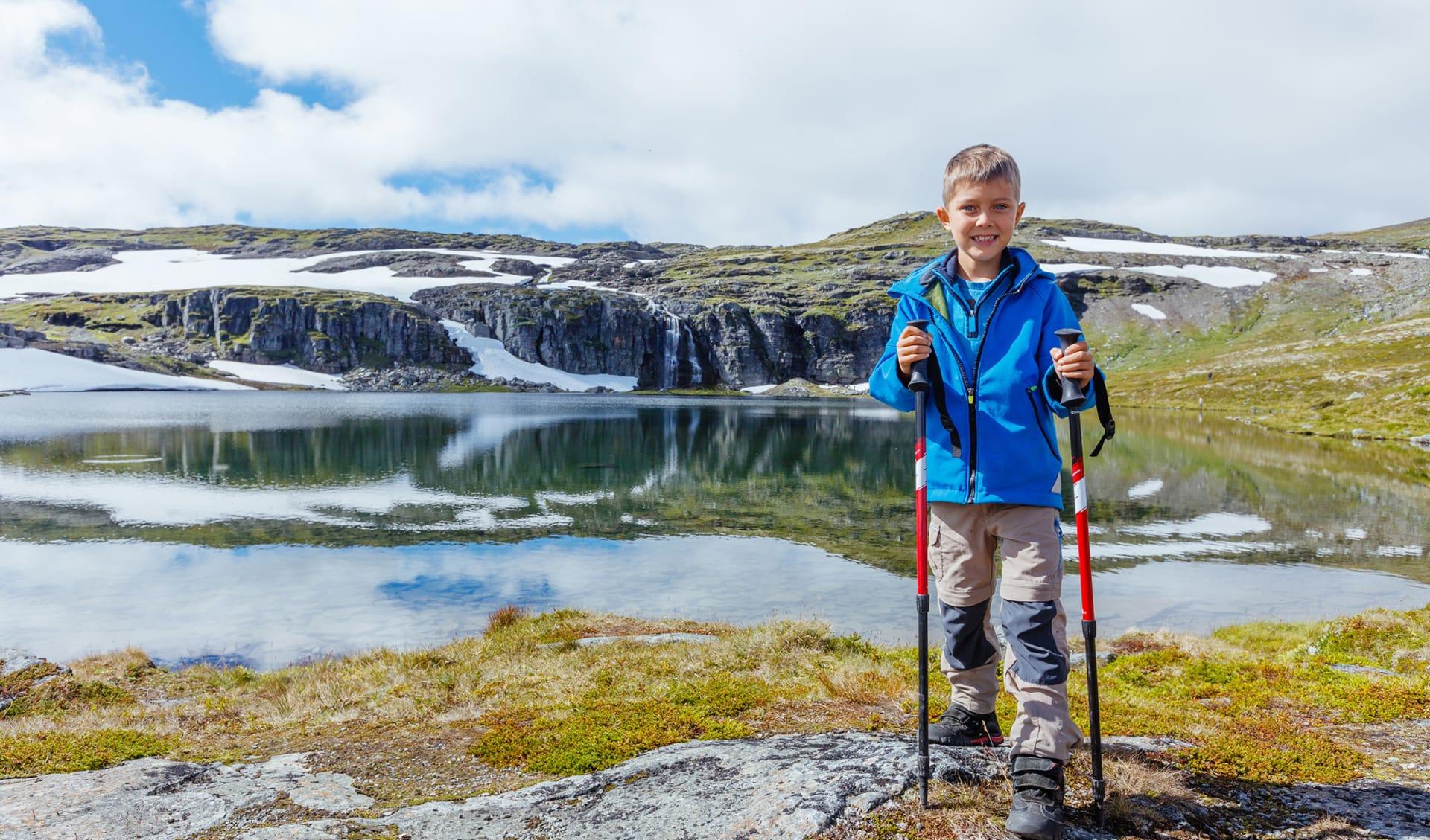 Reisen mit Kindern, Norwegen, Skandinavien