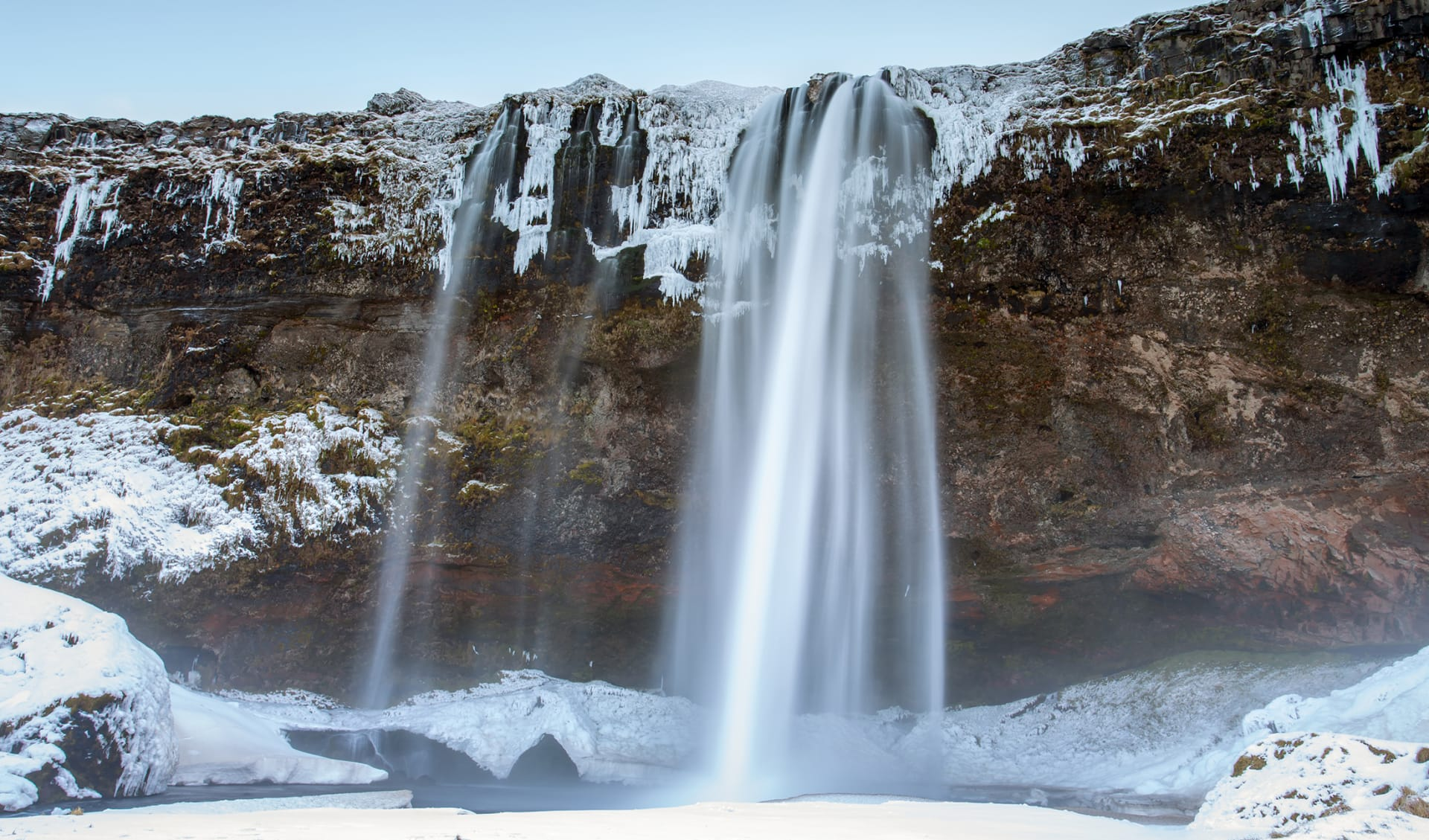 Seljalandfoss, Island