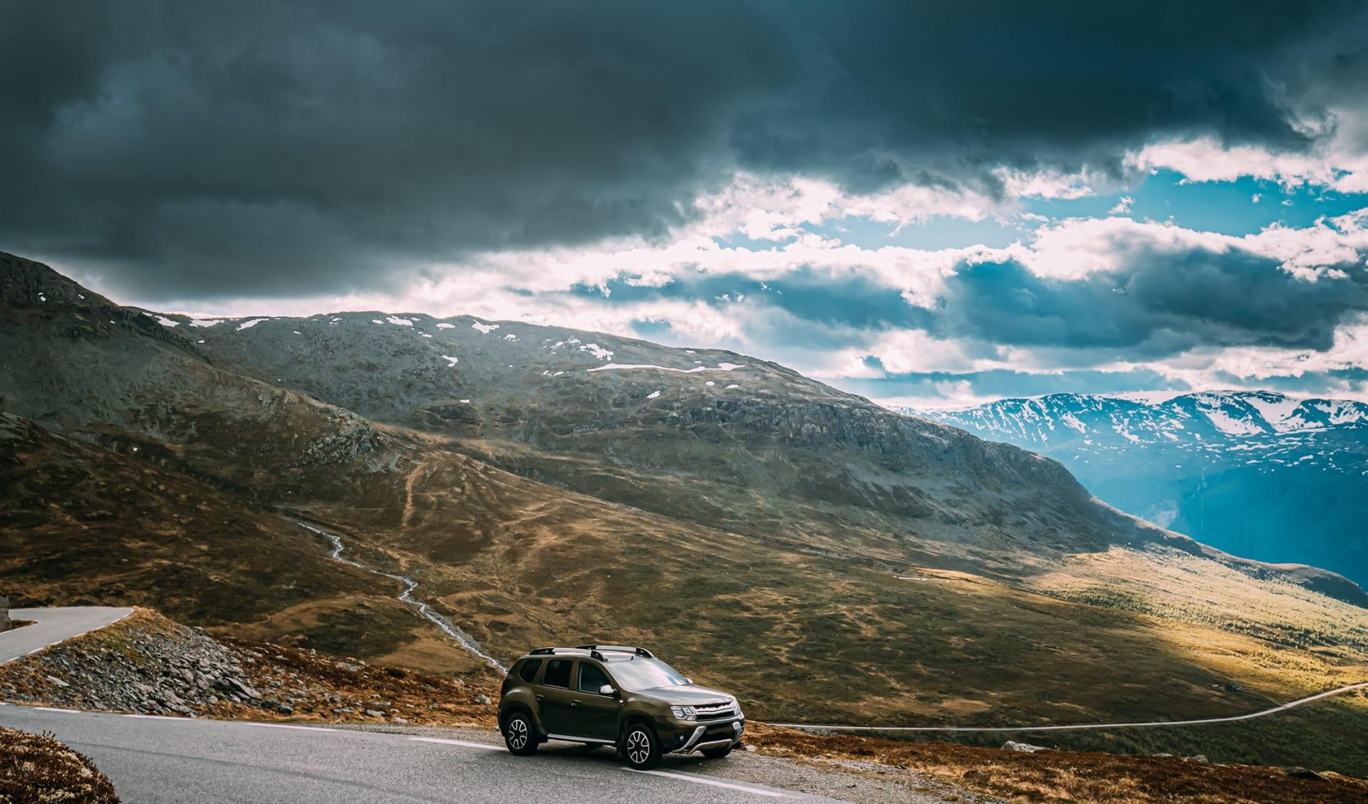 Mietwagenrundreisen, Norwegen