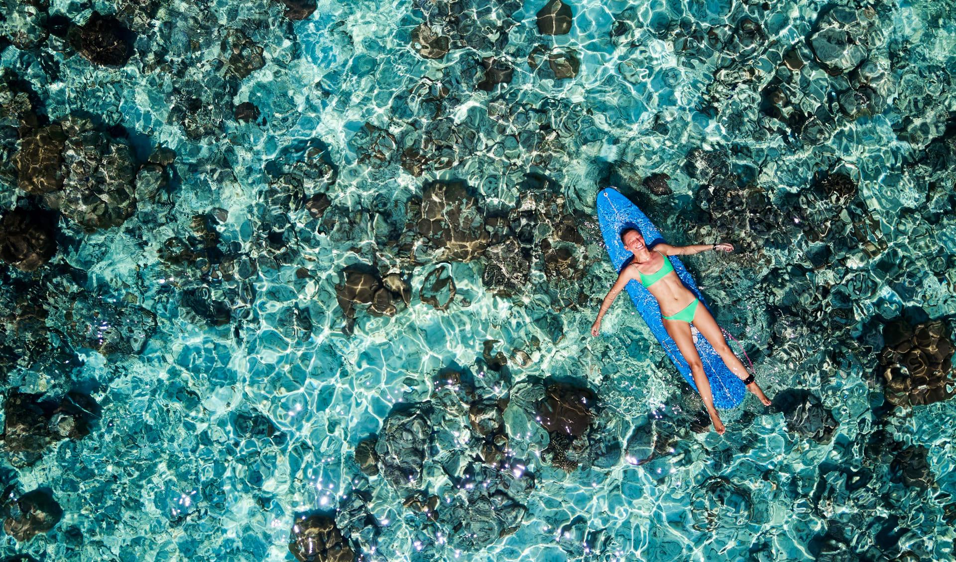 The Standard, Huruvalhi Maldives in Raa-Atoll: