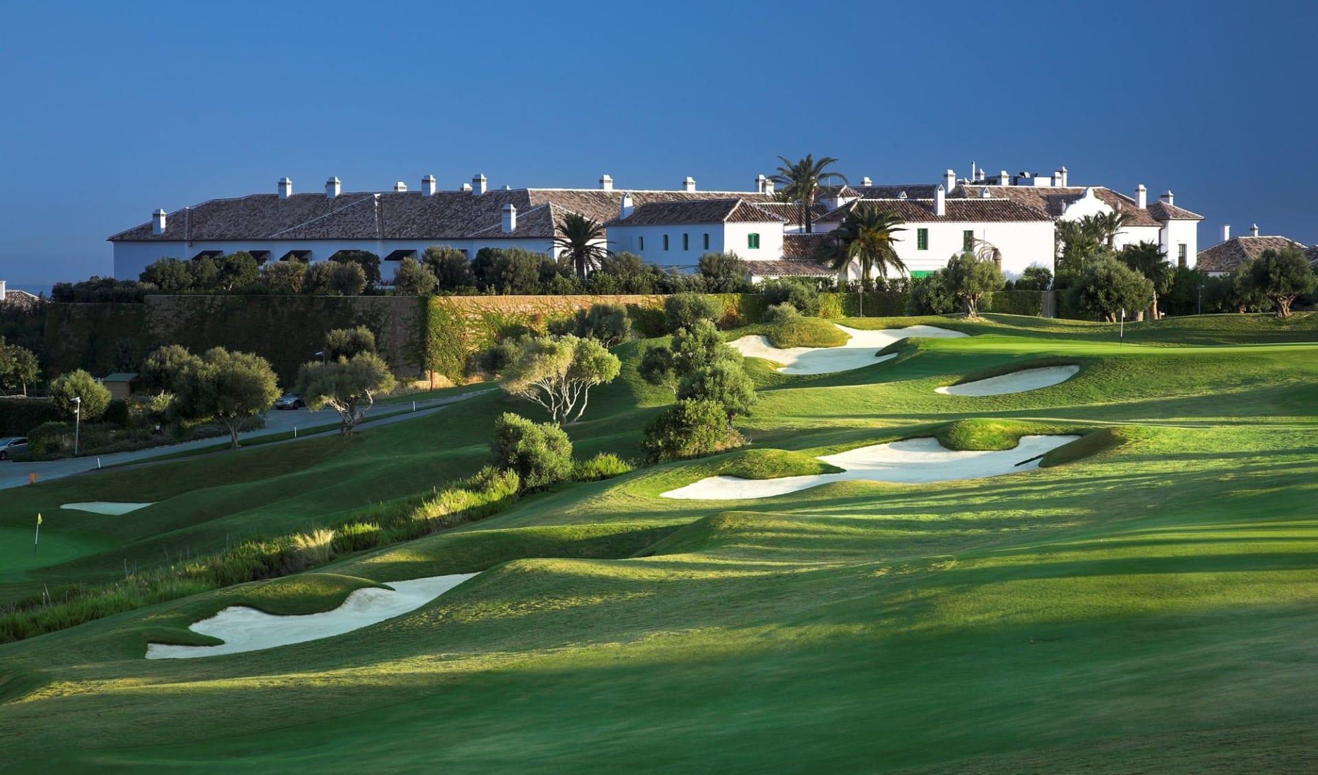 La Finca Cortesin in Marbella: La Finca Cortesin - Club de Golf Finca Cortesin
