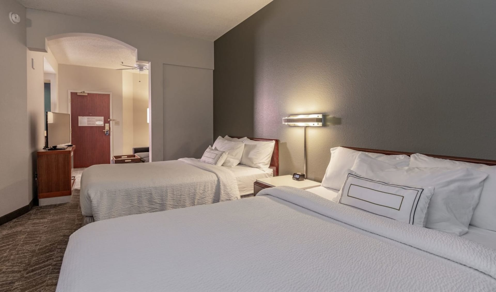 Springhill Suites Fairbanks: springhill_suites_fairbanks_2 beds standard room 02