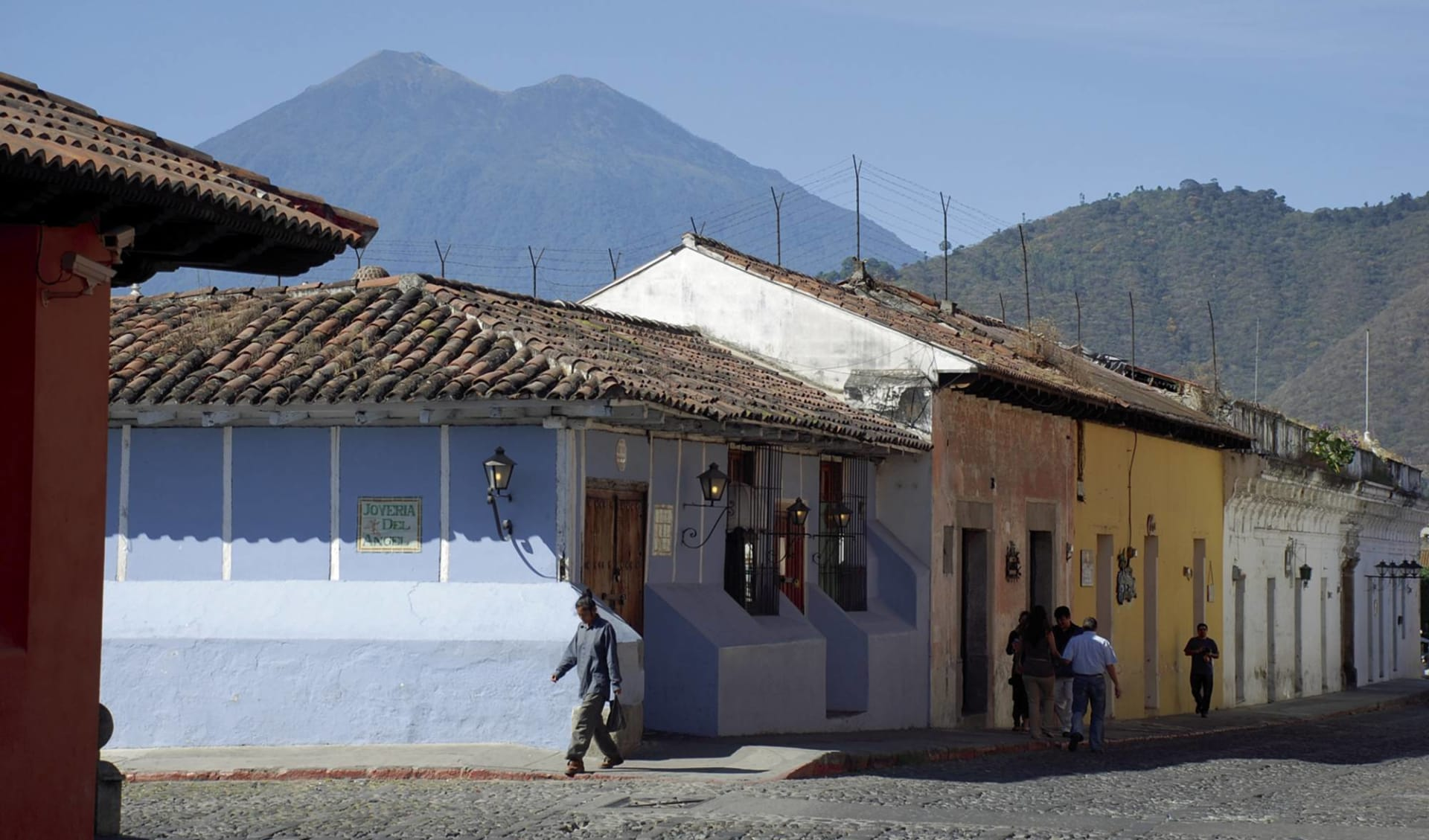Gruppenreise Mundo Maya ab Guatemala City: stadt höhepunkte guatemala antigua