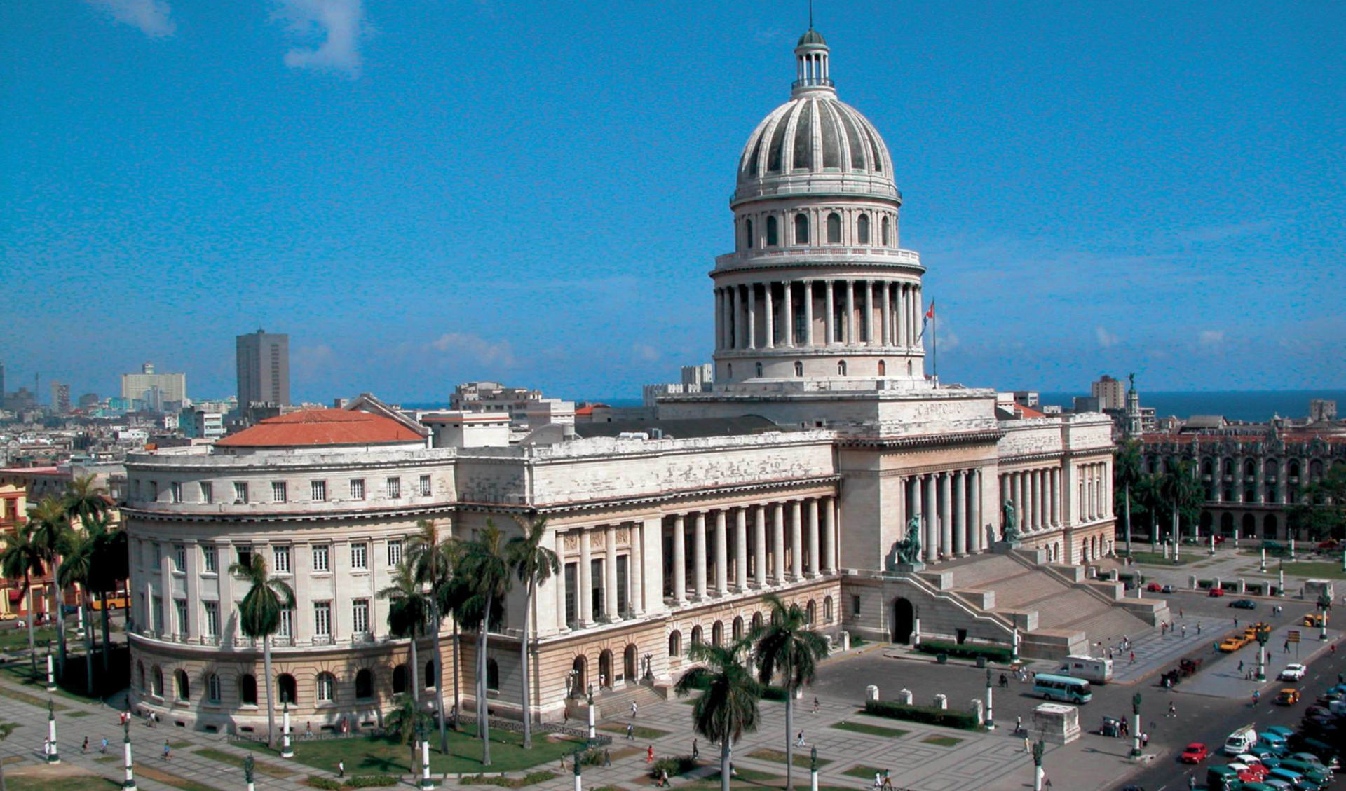 Cuba Explorer ab Havanna: stadt mietwagenreise cuba explorer capitolio