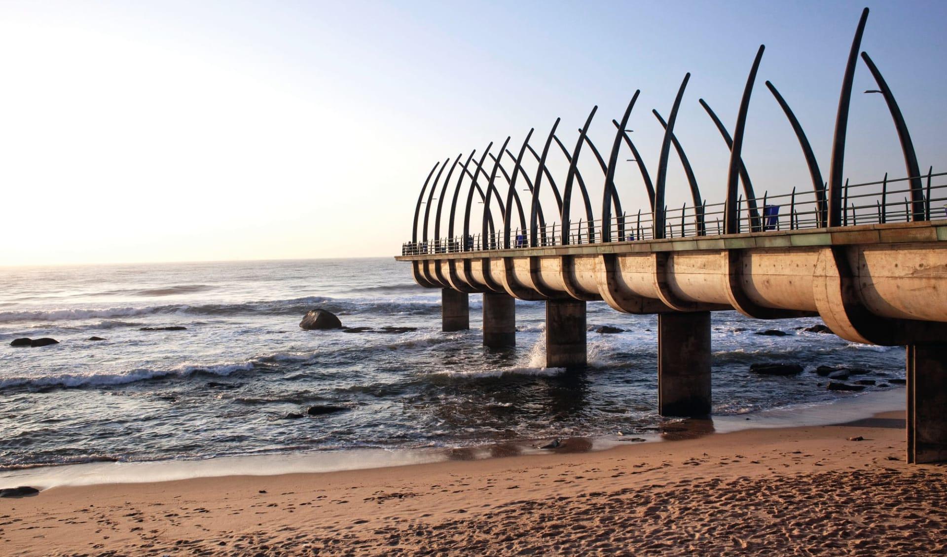 Südafrika Klassiker Privatreise ab Johannesburg: Südafrika - Durban - Meer