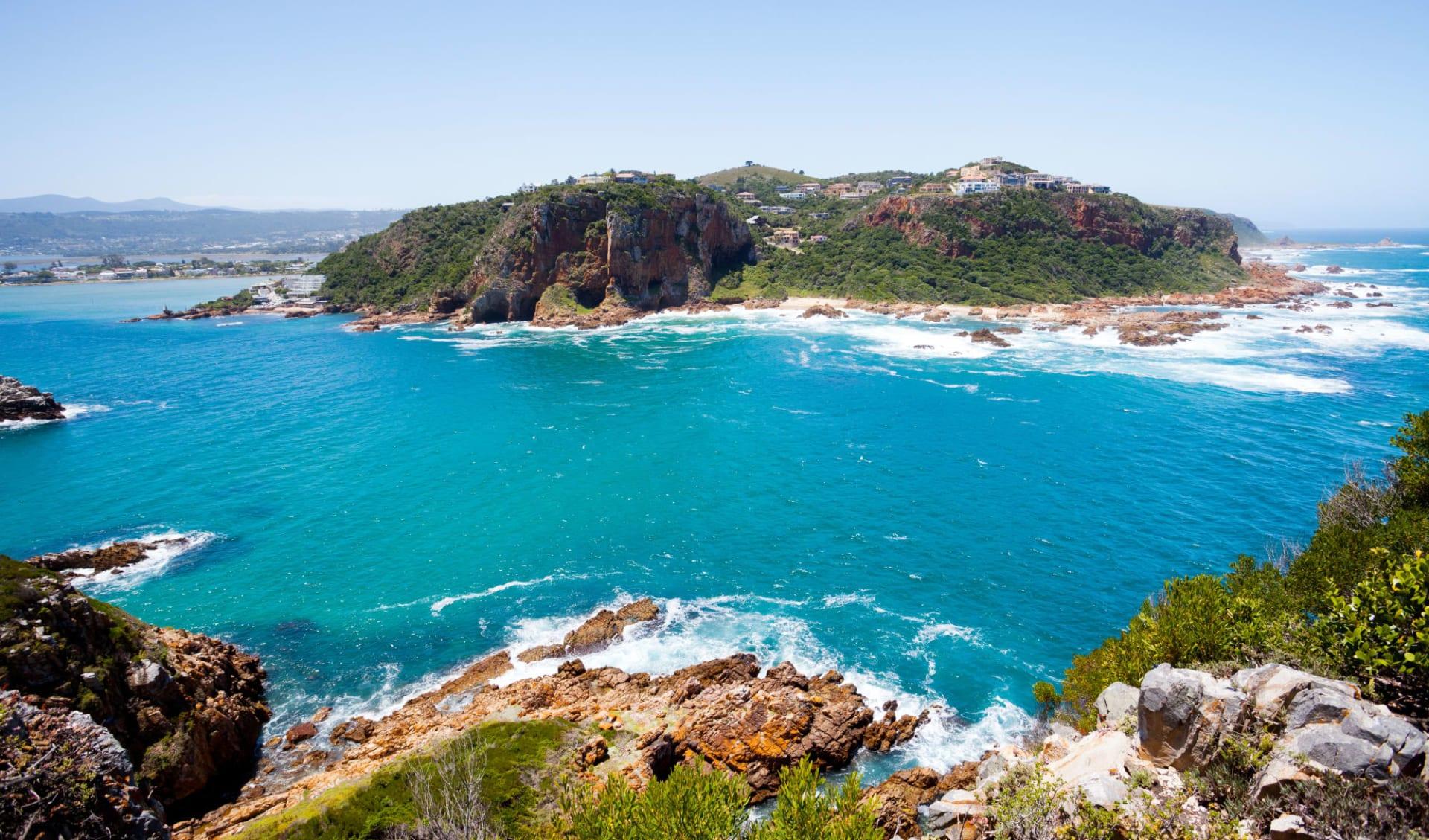 Kaléidoscope du Cap ab Kapstadt: Südafrika - Garden Route - Knysna Lagune
