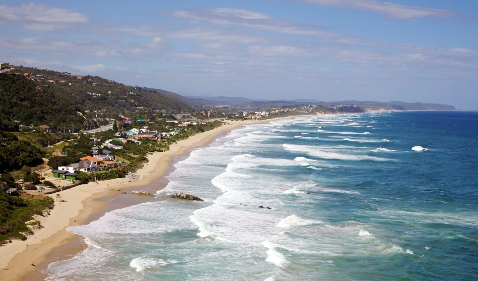 Garden Route Südafrika ab Kapstadt: Südafrika - Garden Route - Wilderness Beach