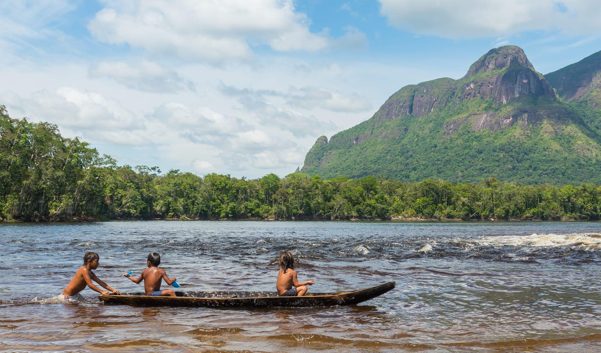 Ureinwohner, Südamerika