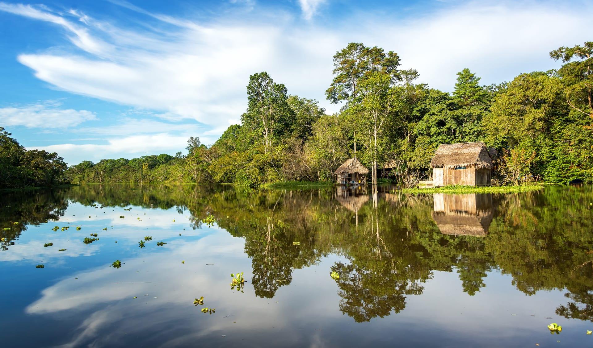 Amazonas, Südamerika