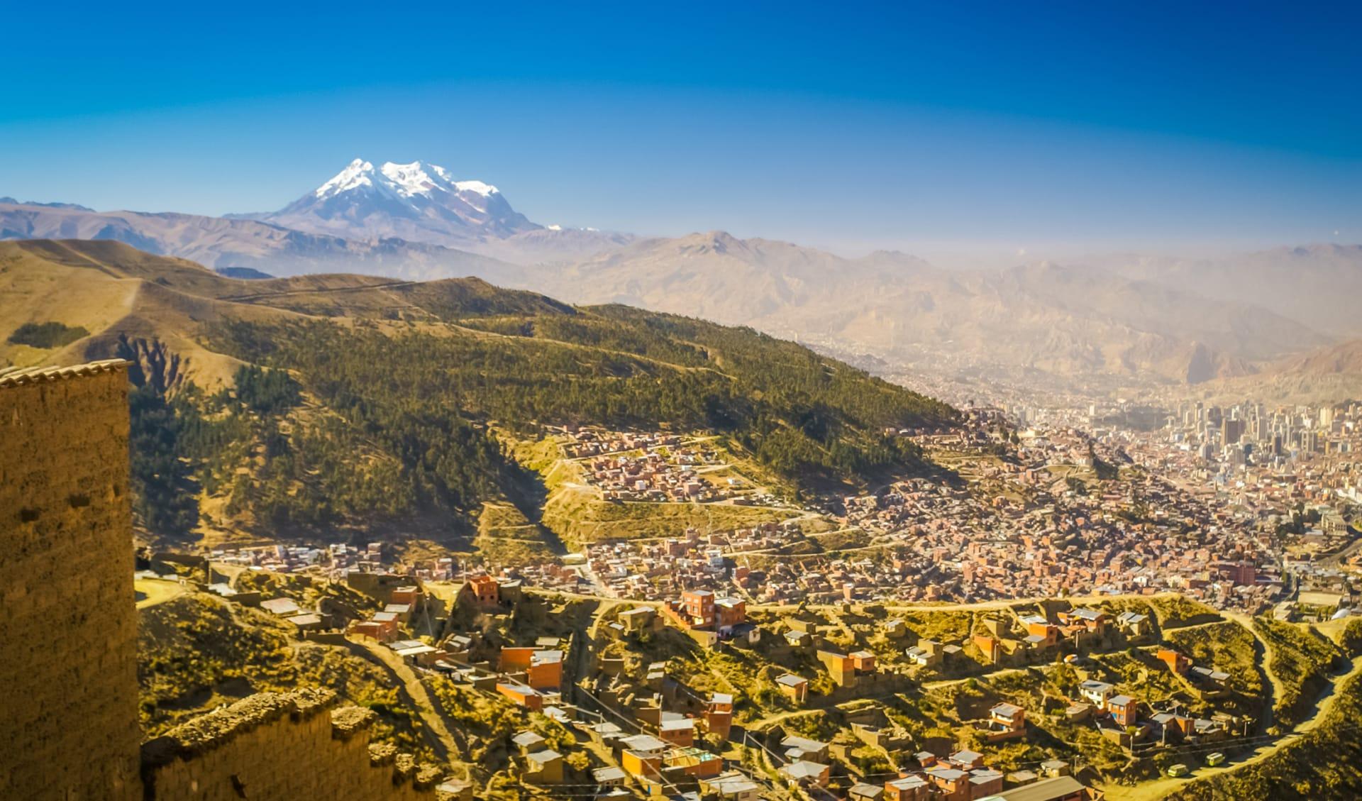 Guayana Potosi, Bolivien