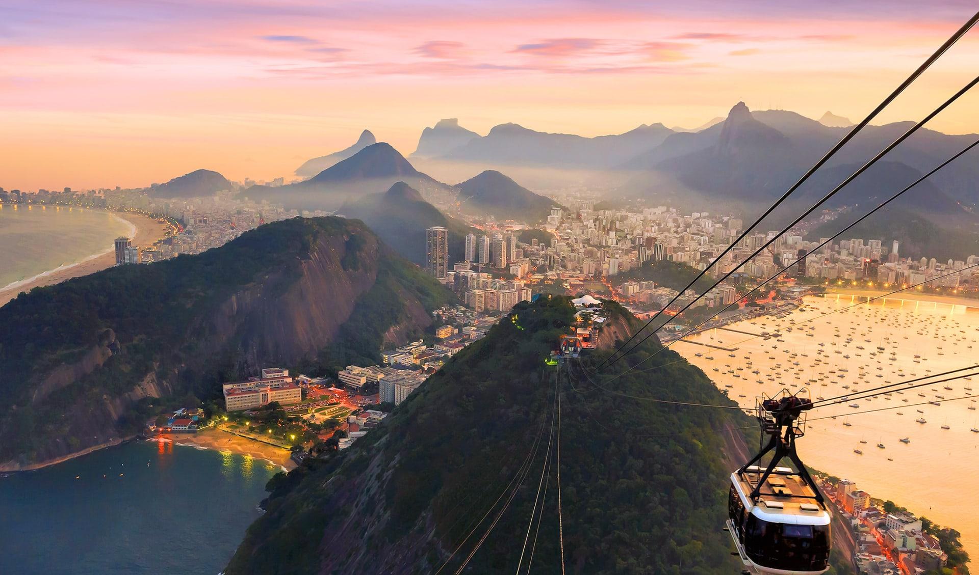 Sugar Loaf, Brasilien