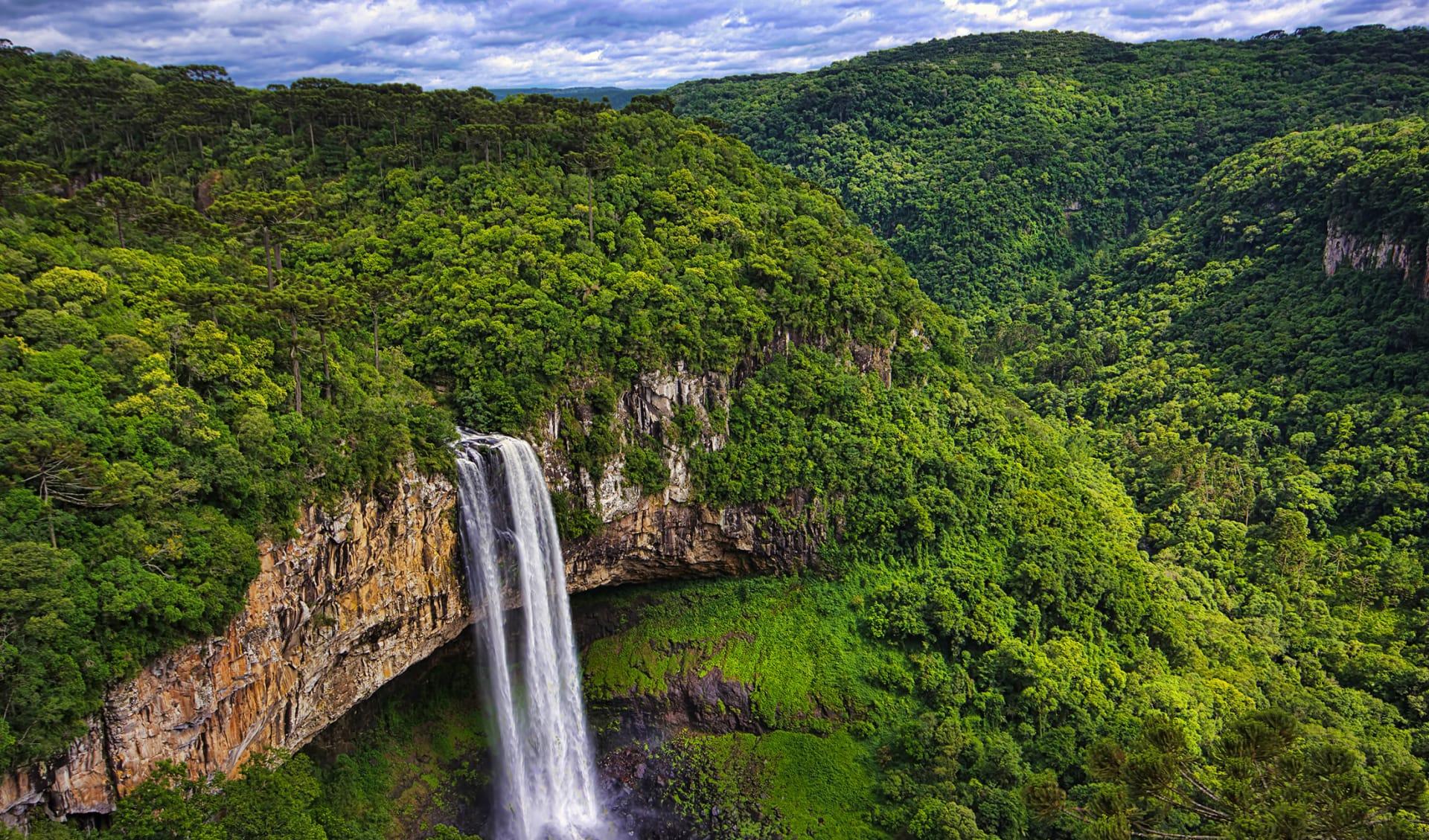 Caracol, Brasilien