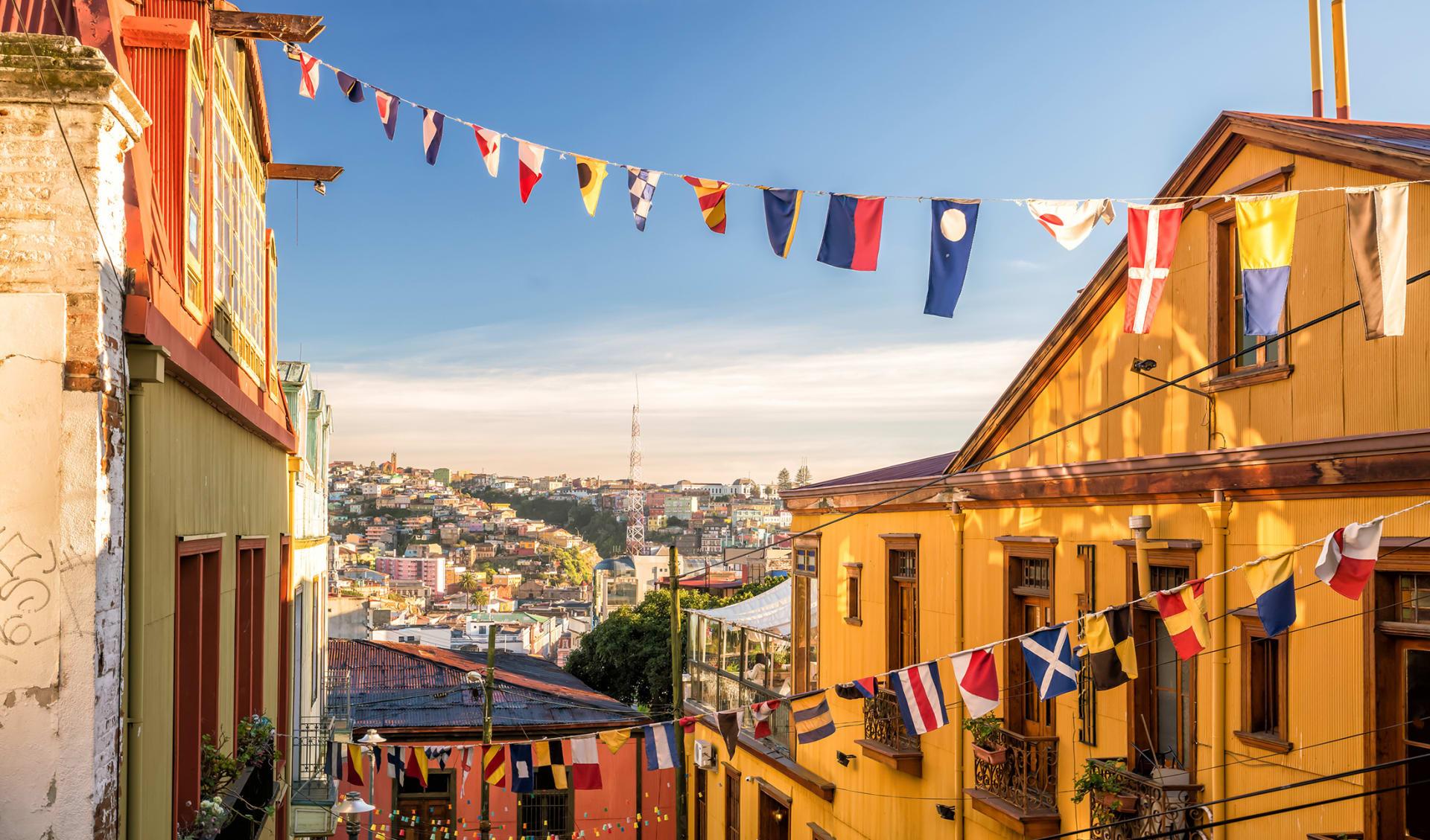 Valparaiso, Flitterwochen, Honeymoon, Chile