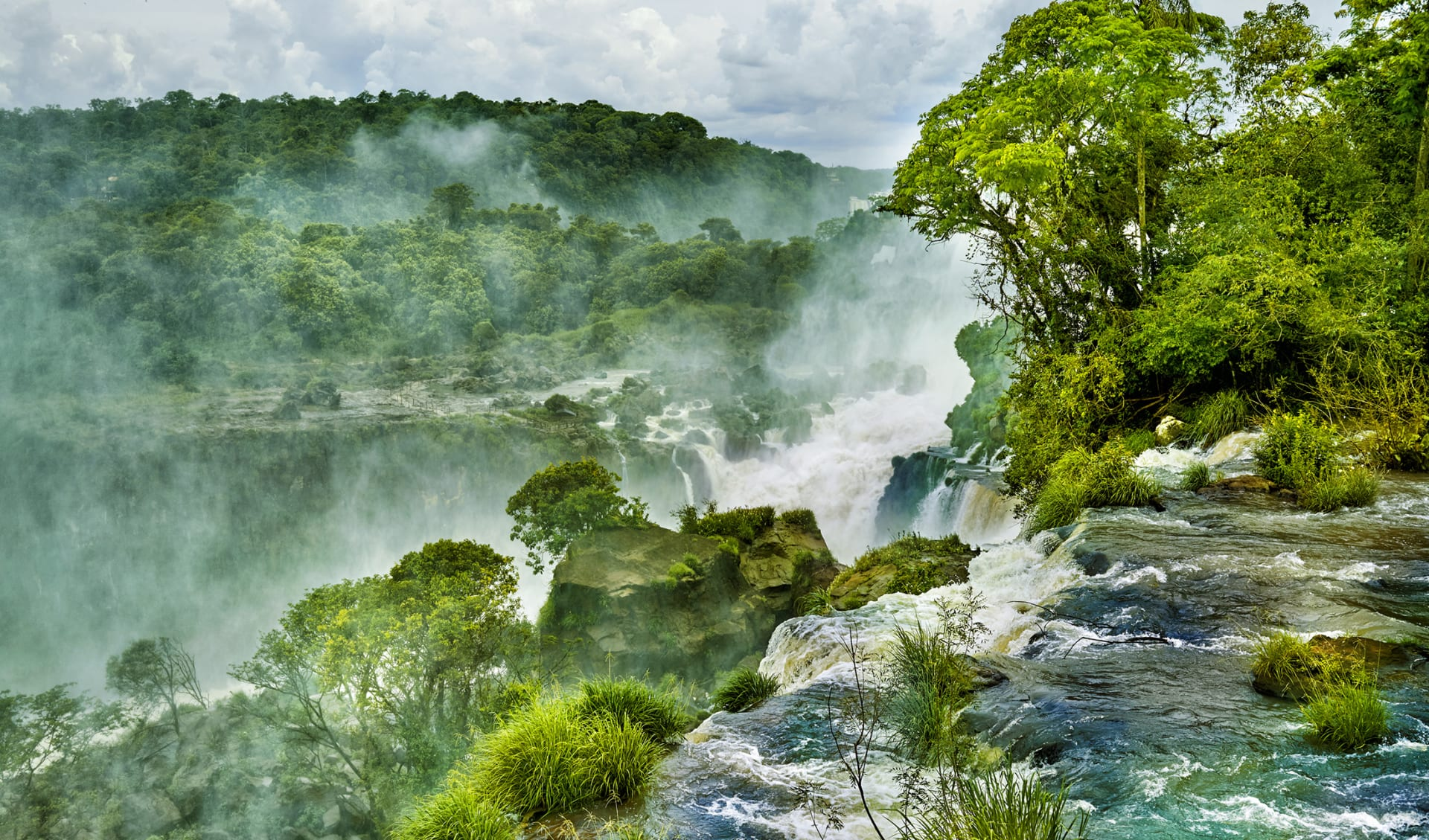 Iguazu Falls, Paraguay
