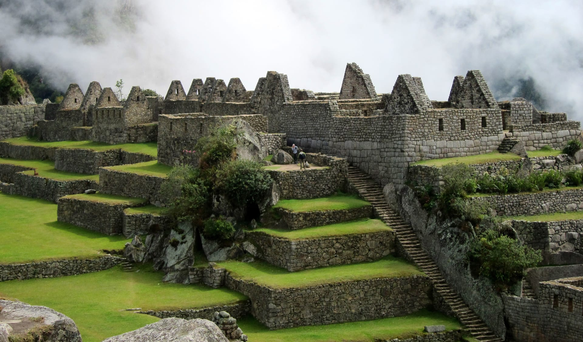 Inka-Ruinen, Peru