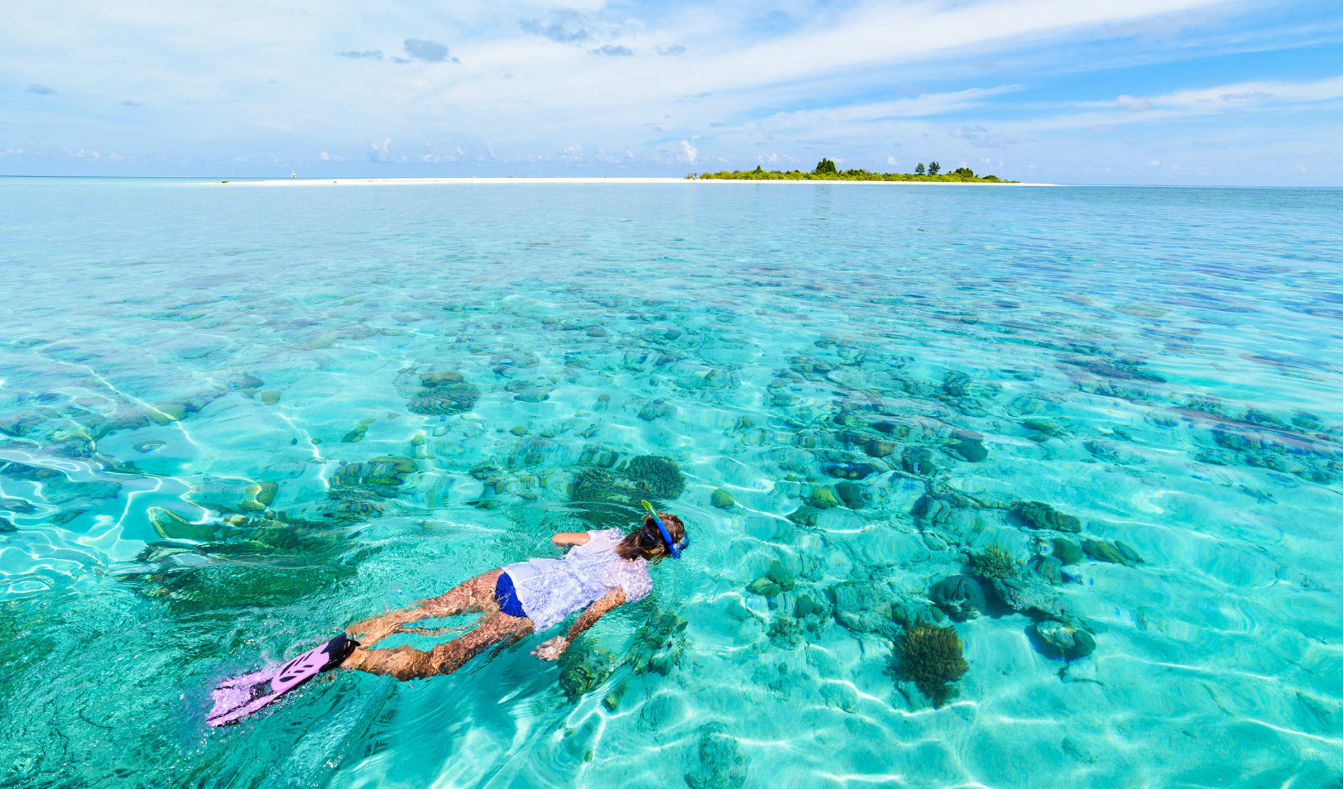 Schnorcheln, Cook Islands