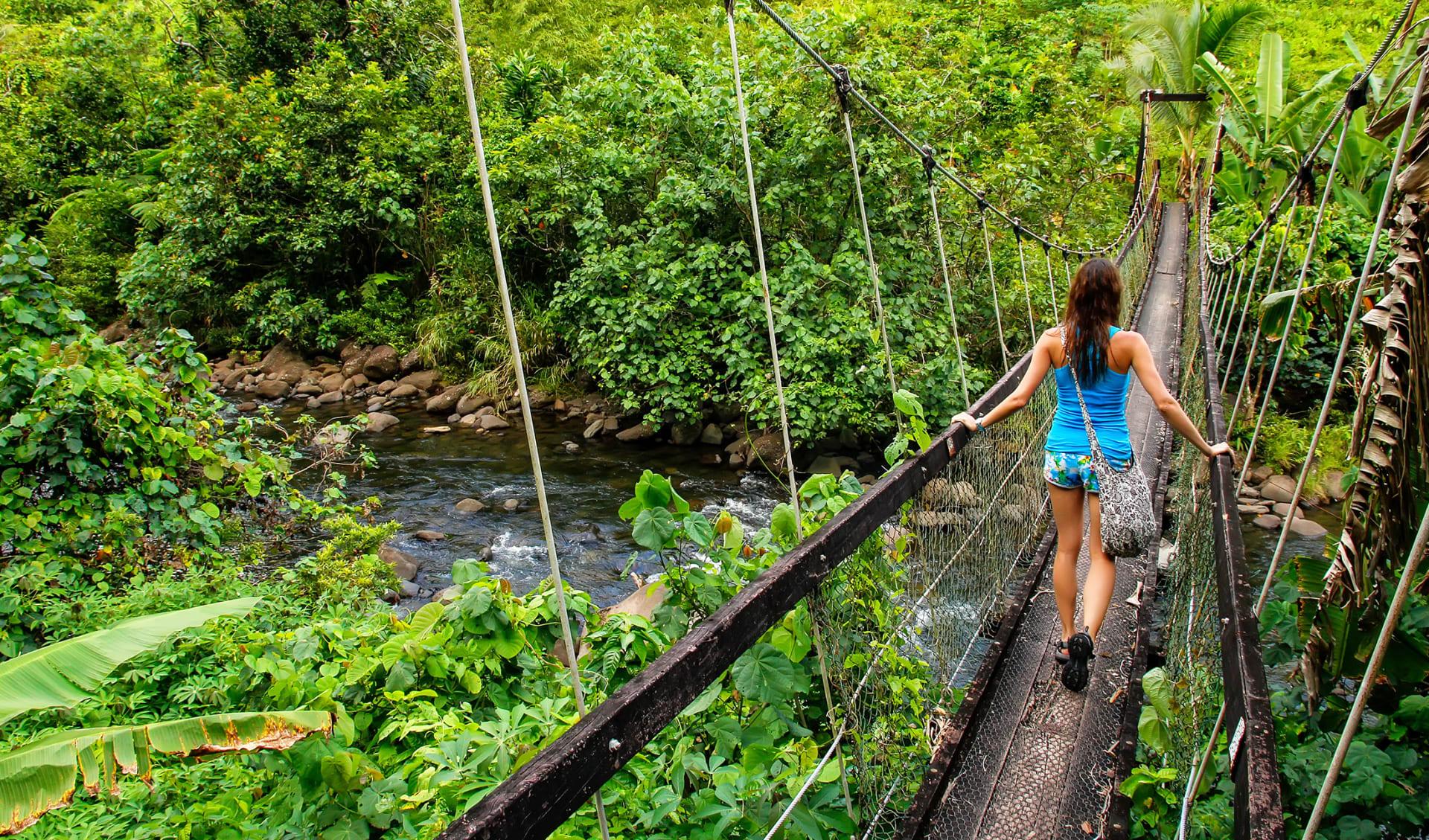 Lavena Coastal Walk, Taveuni Insel, Fiji