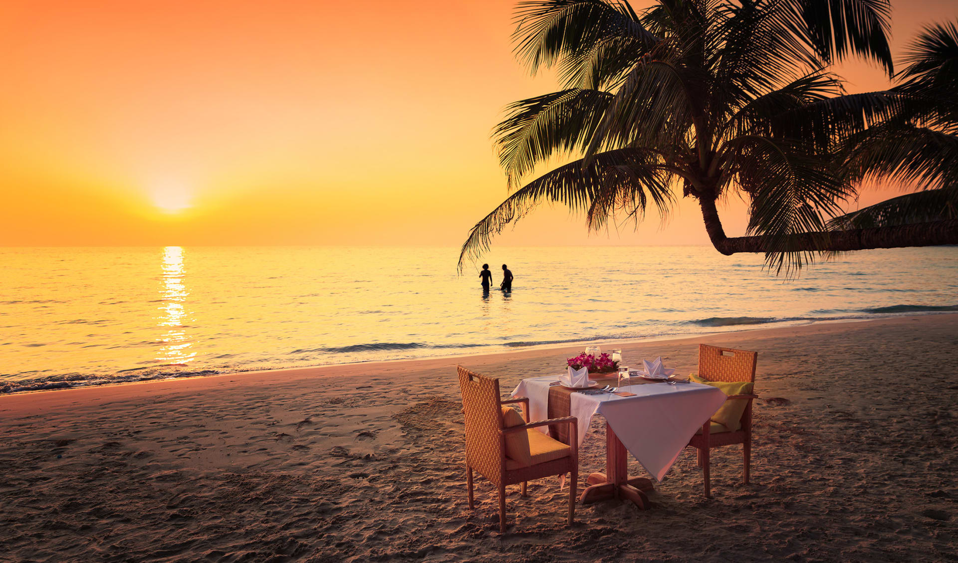 Honeymoon, Flitterwochen, Fiji