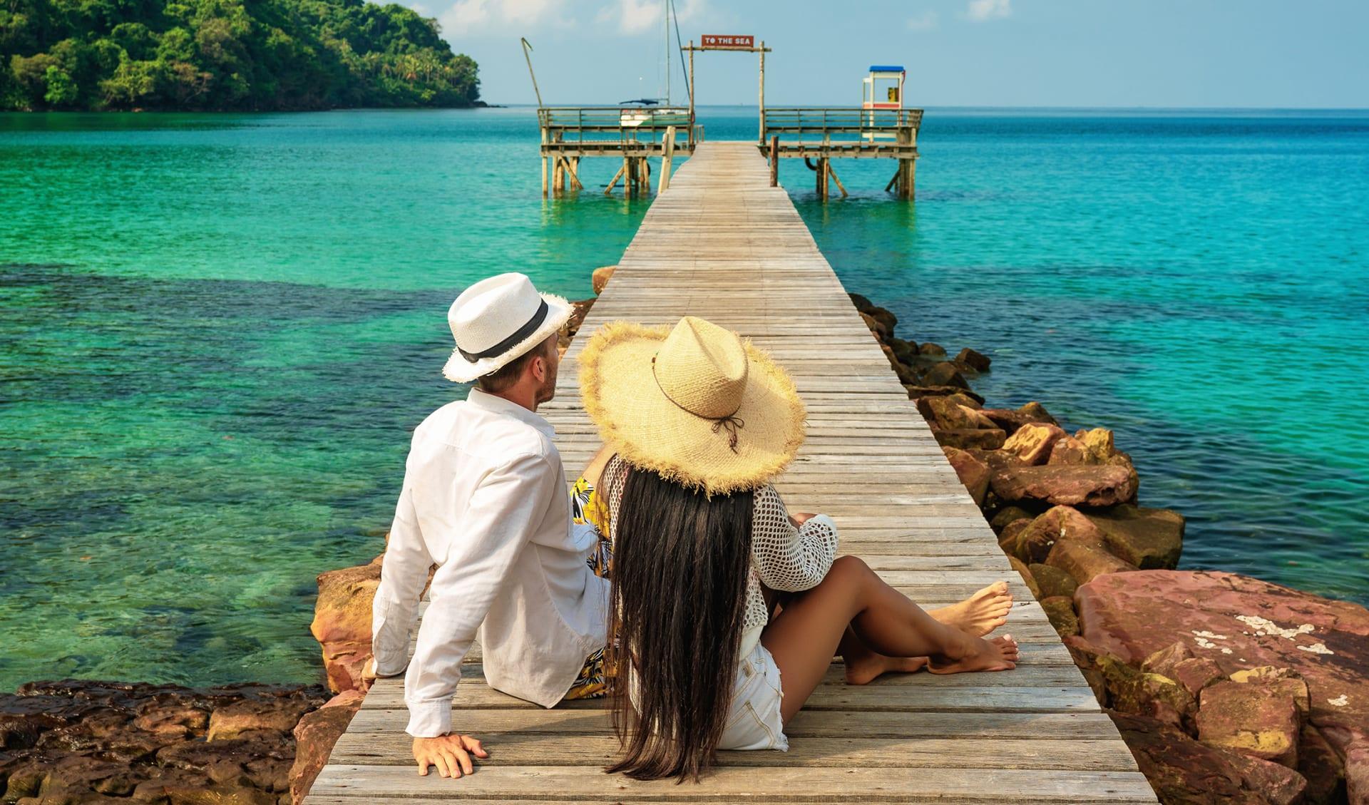 Flitterwochen, Honeymoon, Fiji
