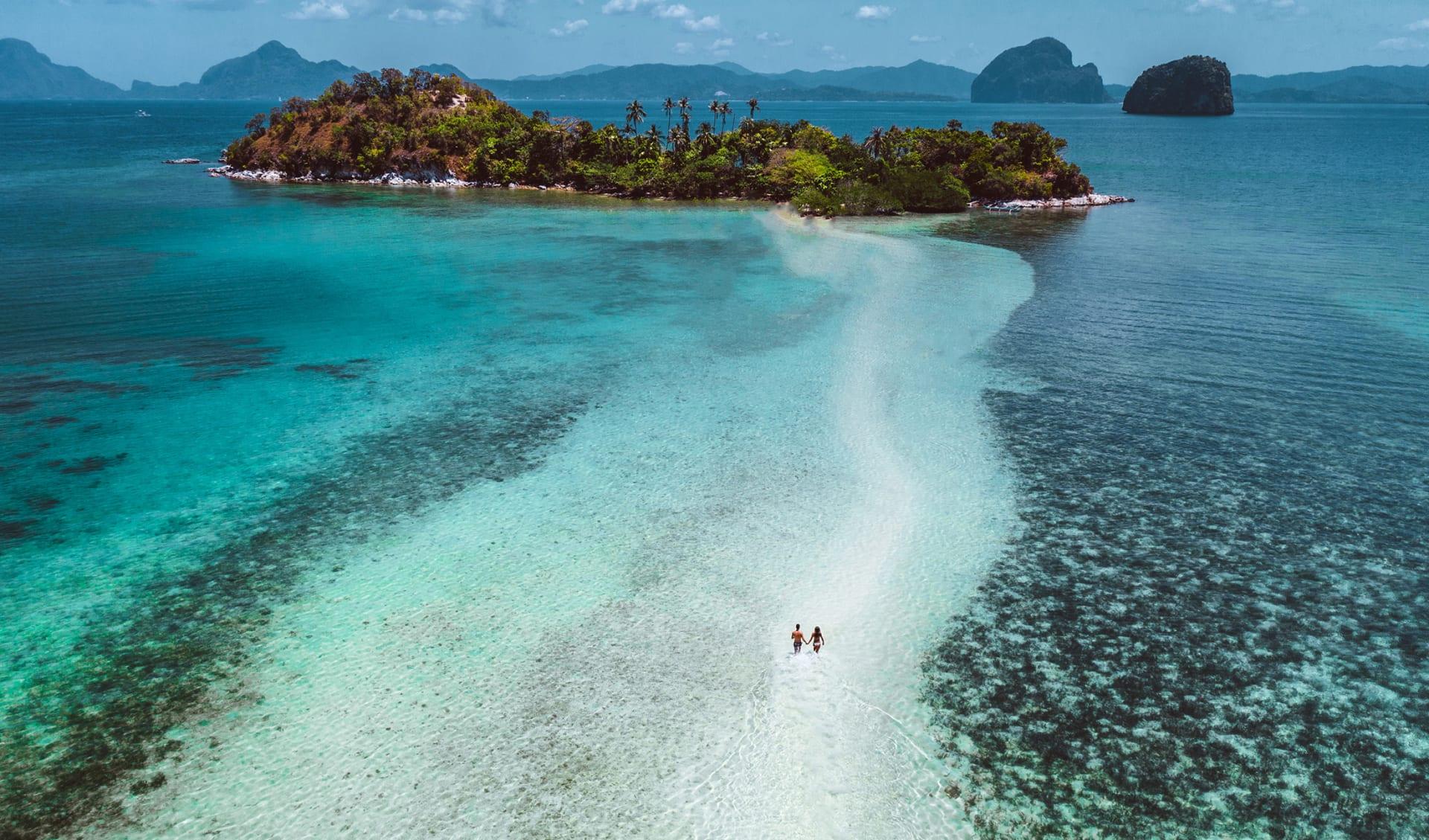 Flitterwochen, Französisch Polynesien