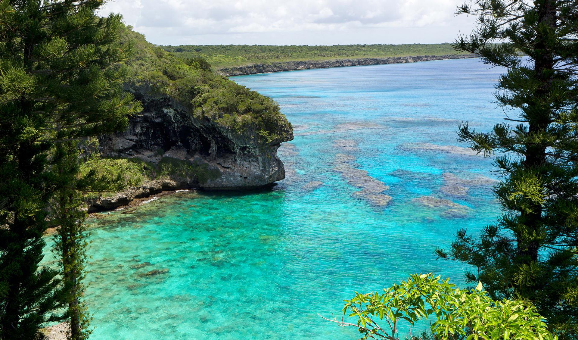 Tauchen, Korallenriff, Neukaledonien