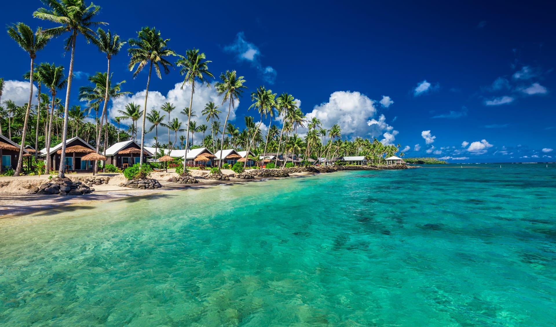 Flitterwochen, Honeymoon, Luxushotels, Samoa