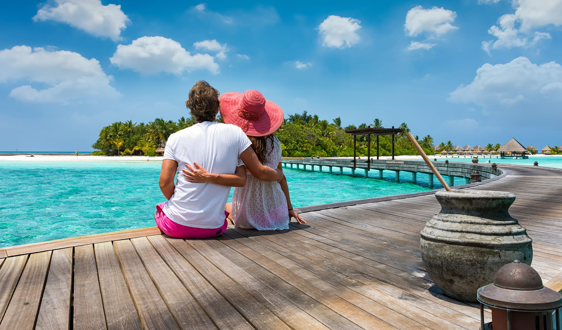 Flitterwochen, Tonga