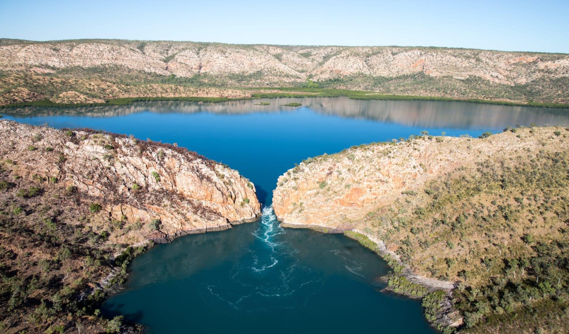 Expeditions-Kreuzfahrten Kimberley ab Darwin: Talbot Bay