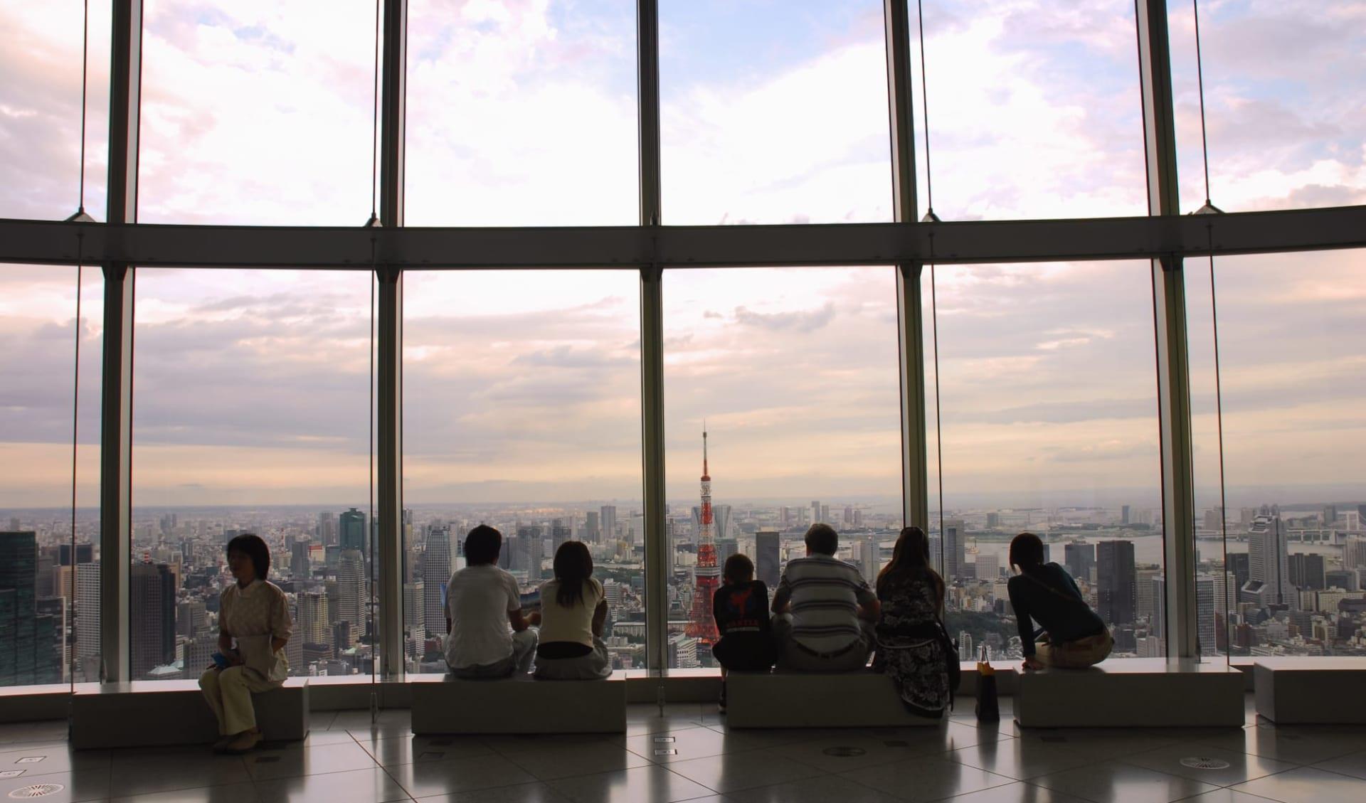 Gruppenreise «Glanzlichter Japans» ab Tokio: Tokyo