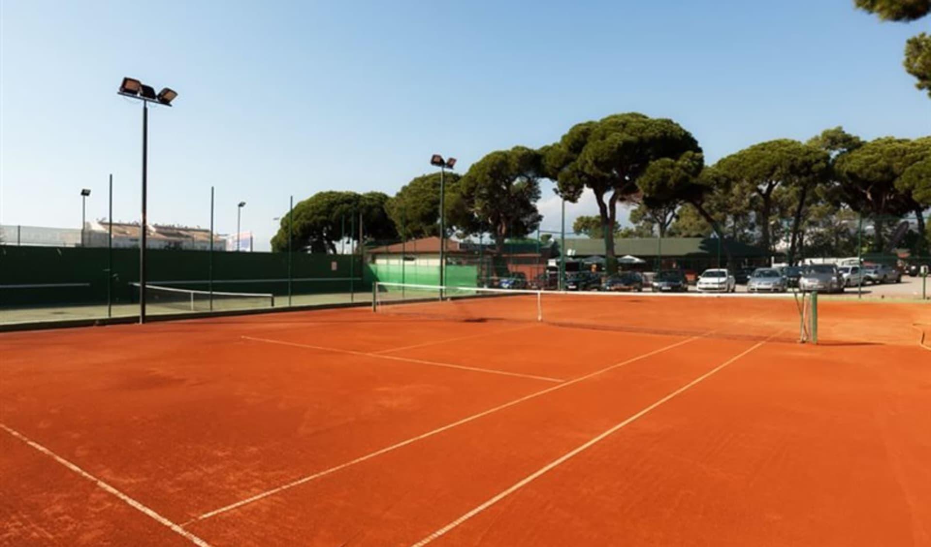 Malaga - Royal Tennis Club: trainingscamp