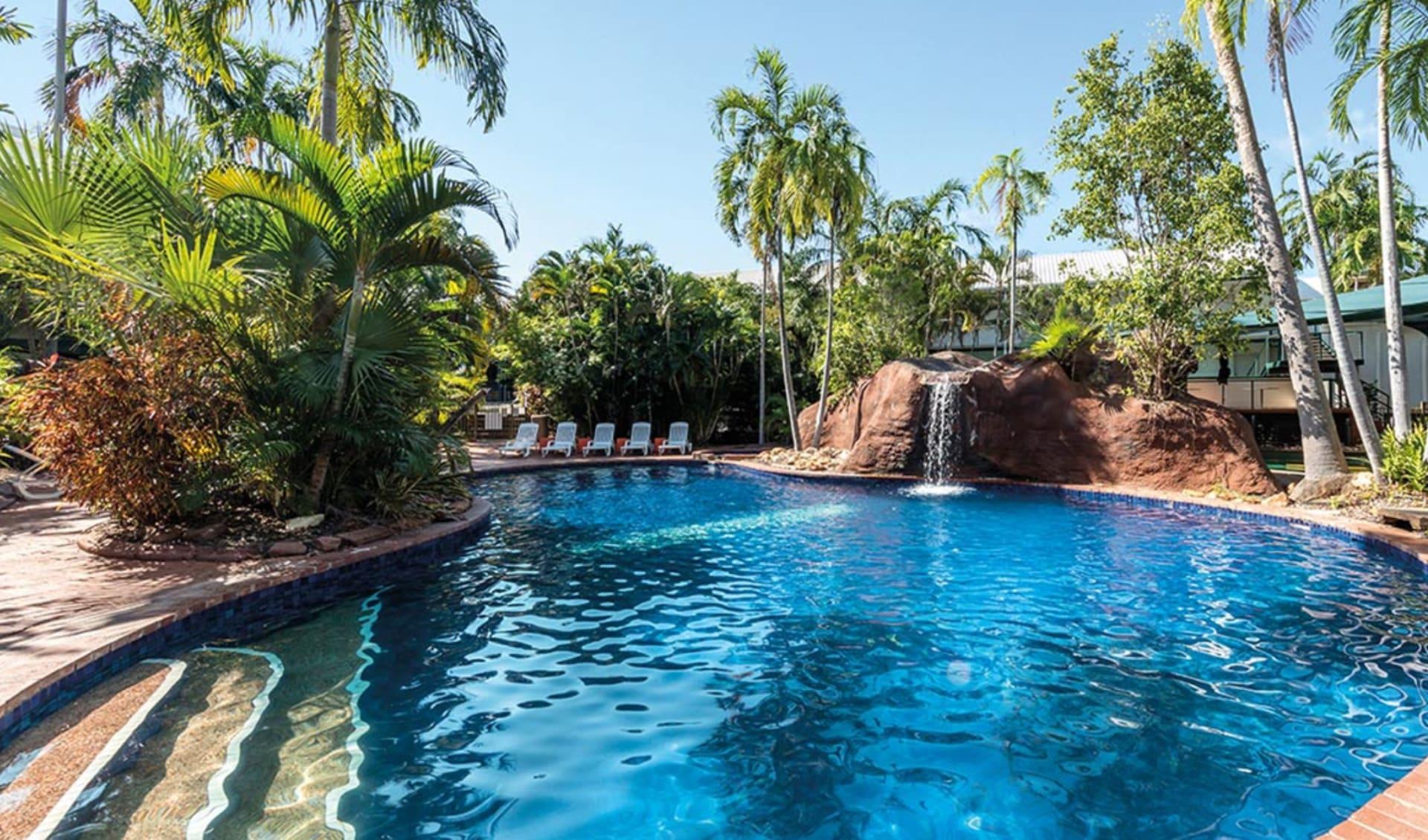 Travelodge Resort Darwin: Travelodge Resort pool